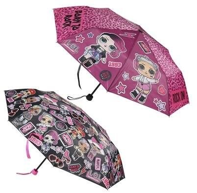 Folding Umbrella LOL Surprise 52cm