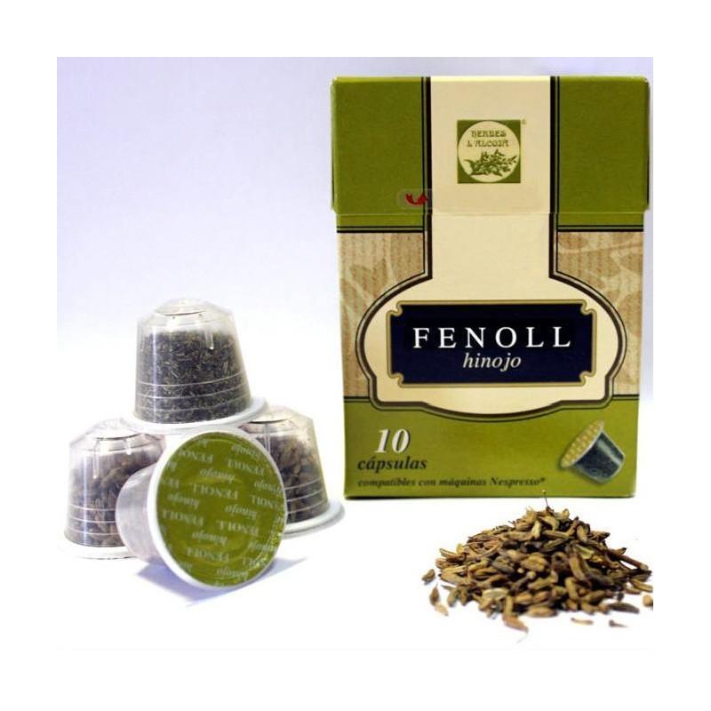 Fennel compatible Nespresso®, 10 capsules