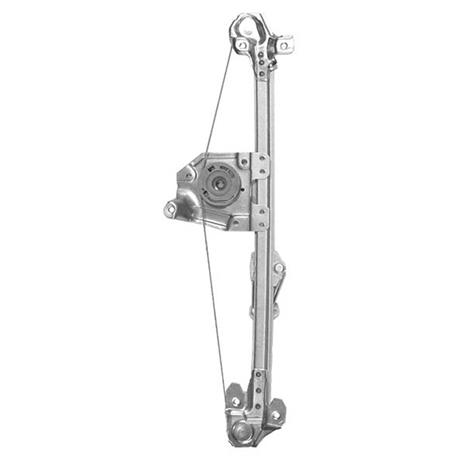 Window lifter KSH  1830.0030013 OPEL ASTRA G 03/98 02/04 4P TRA/IZQ without engine  electric|Intelligent Window Closer| |  - title=