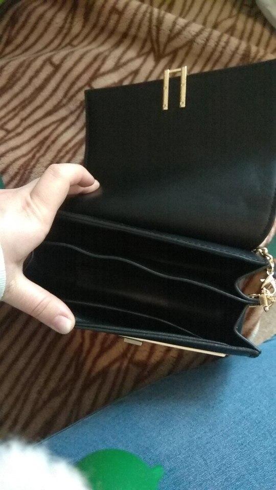 Simple Mini Shoulder Bag for Women photo review
