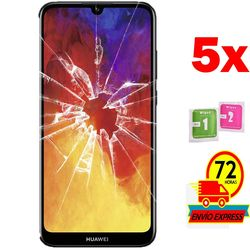 5x Protectors Screen szkło hartowane dla HUAWEI Y6 2019 (nie pełne patrz informacje)