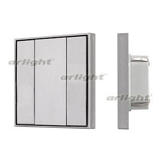 027963 INTELLIGENT. ARLIGHT Panel KNX-223-2-GREY (BUS) Box-1 Pcs ARLIGHT-Управление Light/Lot KNX/^ 83