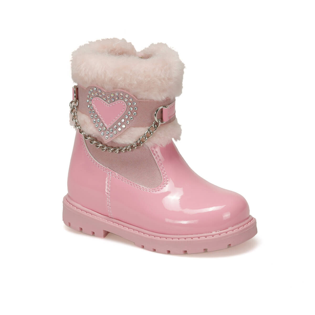 FLO IVES Pink Female Child Basic Casual Shoes Balloon-s