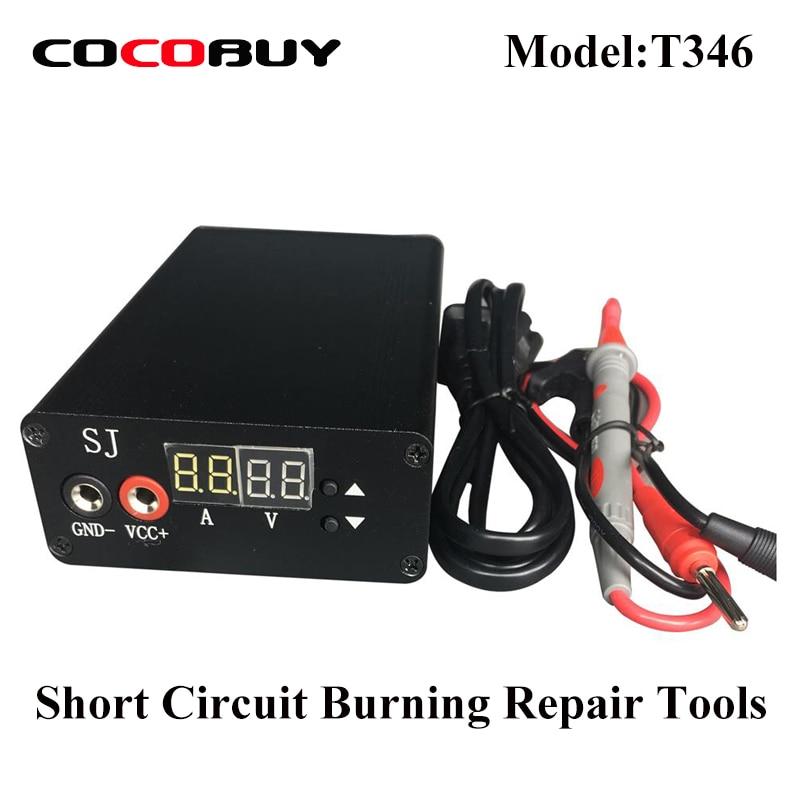 Novecel Shortkiller Mobile Phone Short Circuit Repair Tool Box For Motherboard Short Circuit Burning Repair Tool Kits