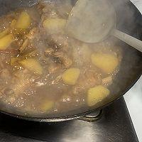 下饭神器之土豆炖鸡块的做法图解12