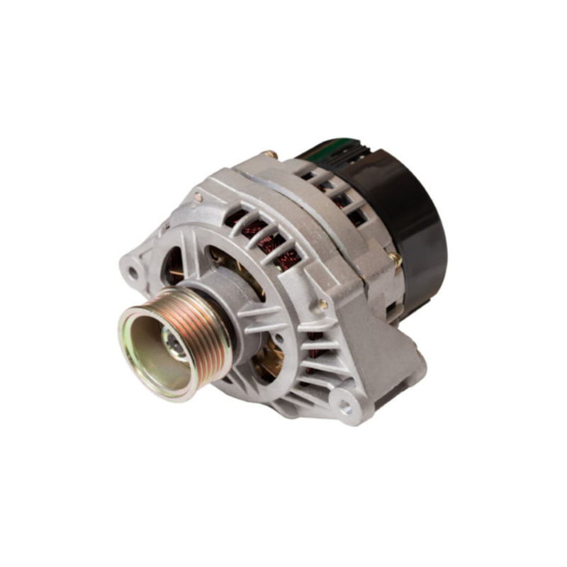 For Alternator Fiat, Lancia (90A; pulley D-60 mm. 4 Reb. 14 V/12 V) DAN629