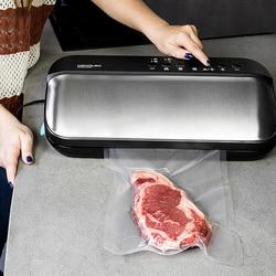 Cecomix Sealvac 4070 0.9 bar 120W stalowy pakowacz próżniowy i uszczelniacz w Próżniowe przechowywanie żywności od AGD na
