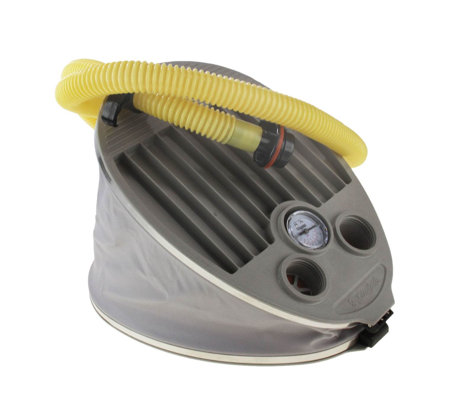 Bravo Pump 8M Foot With Pressure Gauge 6090018
