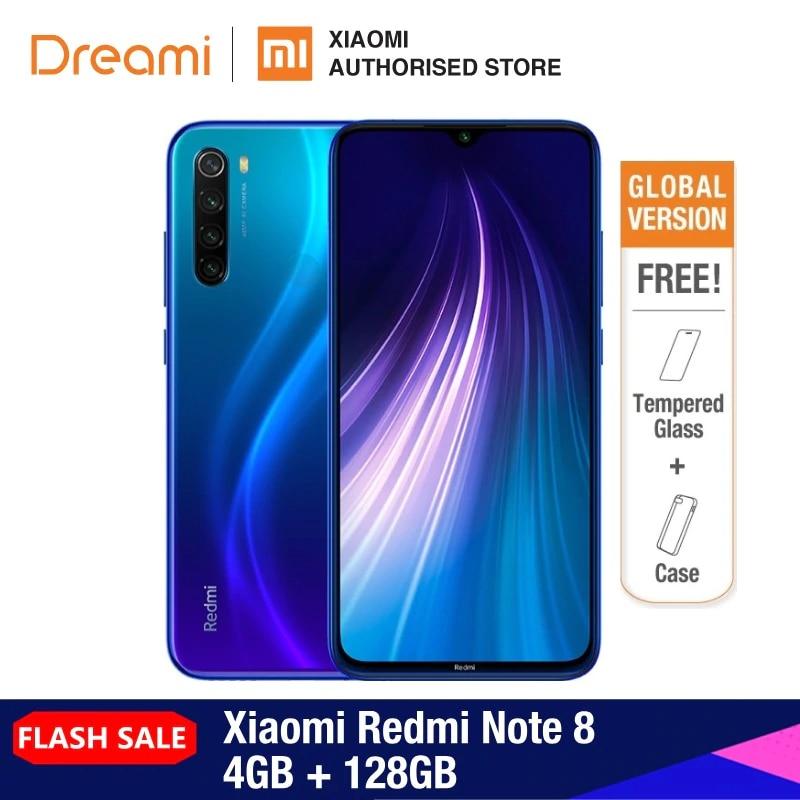 Купить Global Version Redmi Note 8 128GB ROM 4G [...]