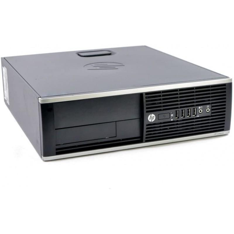 Hp Elite 8300 Sff-desktop Computer CPU (intel Core I7-3ª Generation, 8gb Ram, 500gb Hdd Disk, Windows 10 Pro ) (reac
