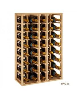 Botellero Magnum Vino y Cava 40 Botellas недорого