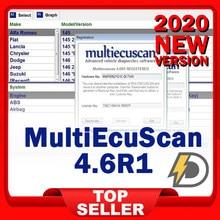2020 novo multiecuscan v4.6r completo registrado multi varredura ecu v4.6r1