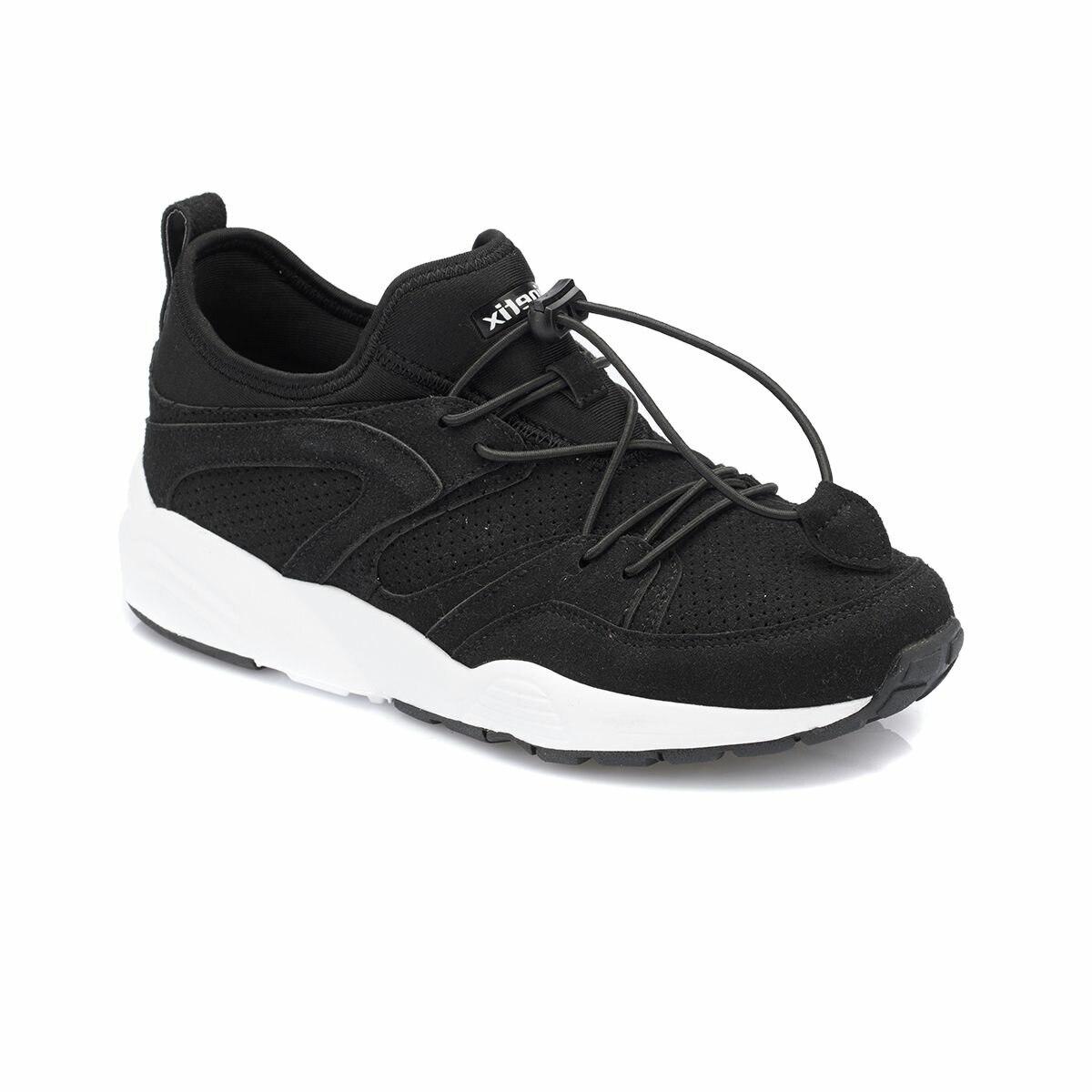 FLO IRLA W Black Women 'S Sneaker Shoes KINETIX