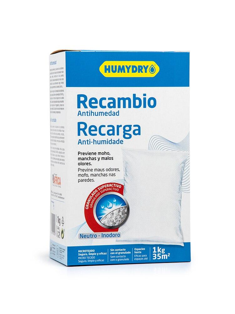 HUMYDRY Recambio Antihumedad 1kg