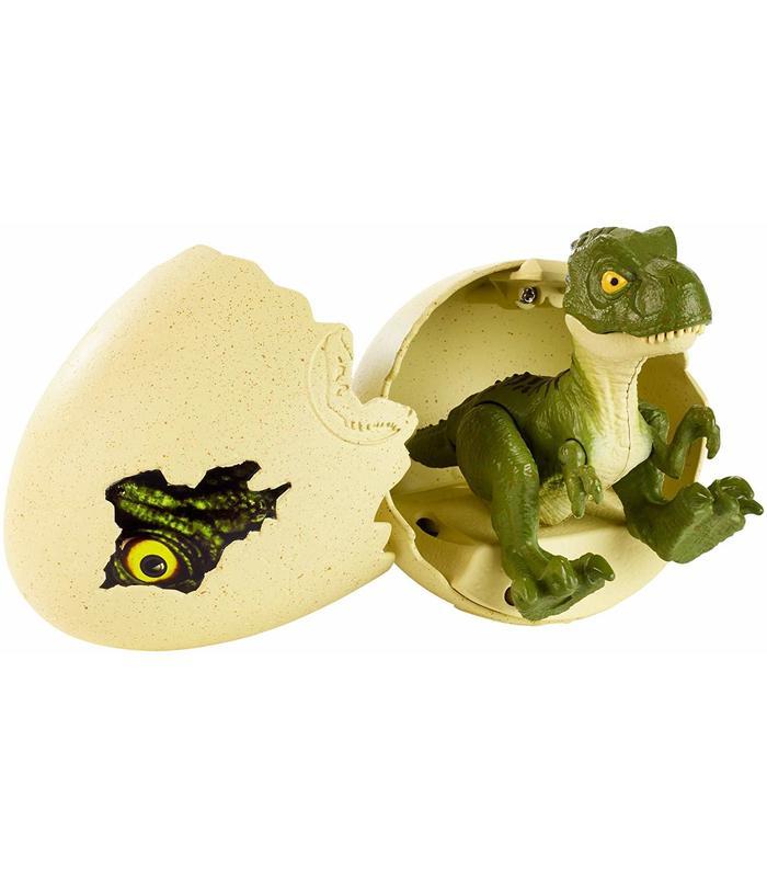 Jurassic World Egg Dino Tyrannosaurus Rex Toy Store