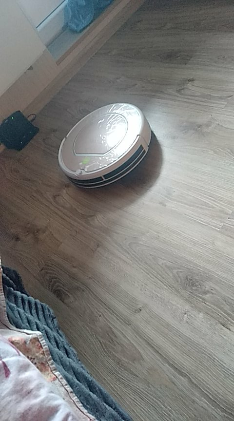 Robot vacuum cleaner iLife V50 pro with memory function quiet, powerful, route memory, 120 min work|Vacuum Cleaners|   - AliExpress
