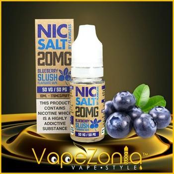 Nic Salt Flawless BLUEBERRY SLUSH 10 Ml