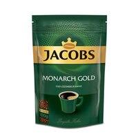Jacobs monarch gold 100 gr (pacote econômico) Conjuntos de café Casa e Jardim -