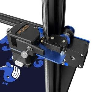 Image 3 - Twotrees 3D מדפסת כחולים יותר 230*230*280mm מקצועי DIY הדפסה כוח כישלון הדפסה חממה I3 מדפסת עם BMG מכבש