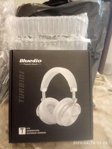 Bluedio T4S Active Noise Cancelling Wireless Bluetooth Headphones wireless Headset with microphone for phones|bluetooth headphones wireless headset|wireless headsetheadset with microphone - AliExpress