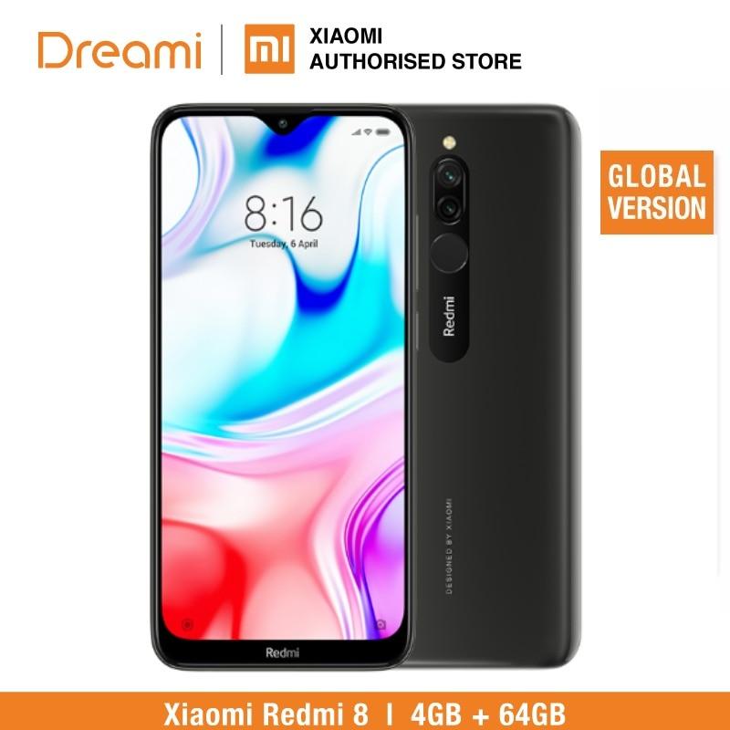 Global Version Redmi 8 64GB ROM 4GB RAM (Brand New And Official) Redmi8 64gb Redmi864
