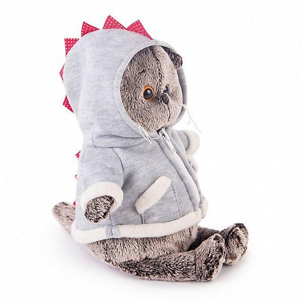 Soft Toy Budi Basa Cat Basik In Sweatshirt Dragon 22 Cm