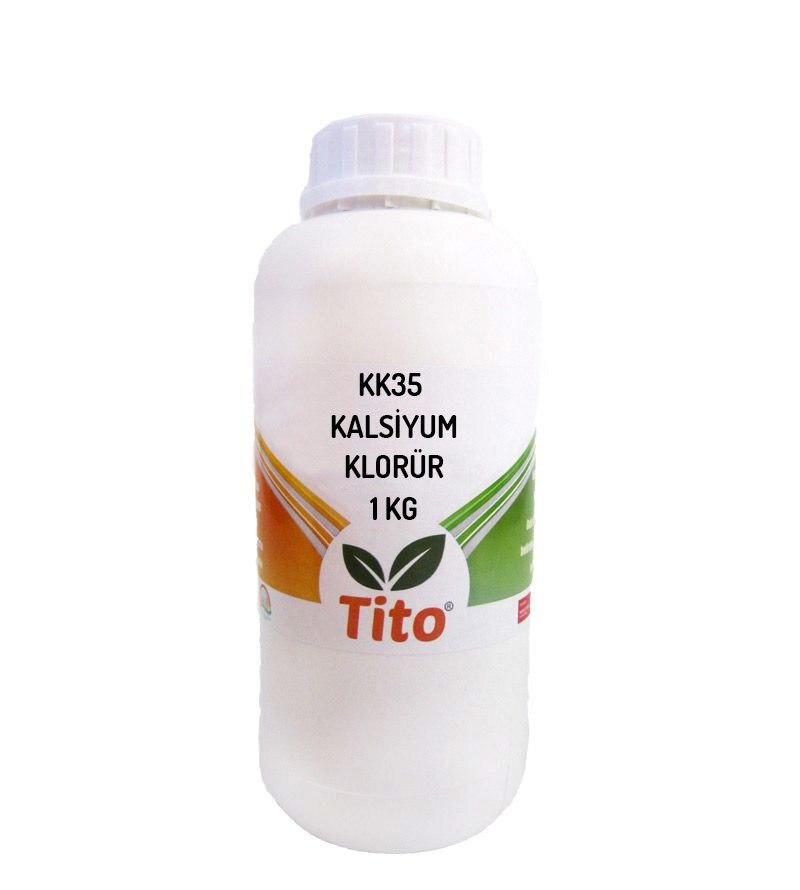 Tito KK35 Liquid Calcium Chloride E509 1 Kg