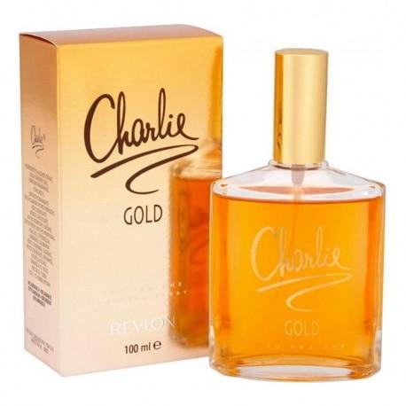 CHARLIE GOLD REVLON EDT 100ML