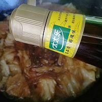 #太太乐鲜鸡汁芝麻香油#大锅菜的做法图解6