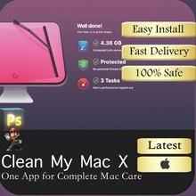 CleanMyMac X 4.7.4 для Mac (последняя январь 2021 года) поддерживает большой чип Sur/M1