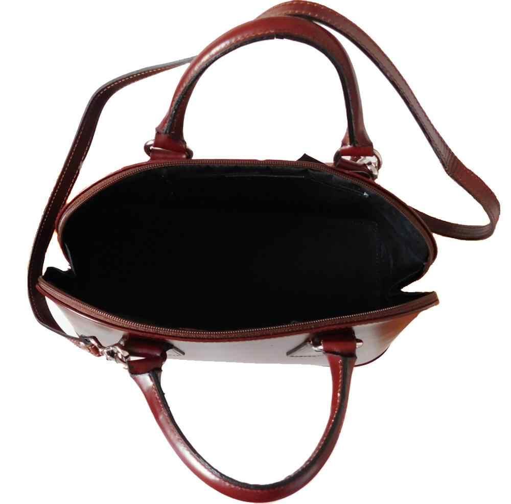 женская итальянская кожаная сумка Bottega Carele BC130
