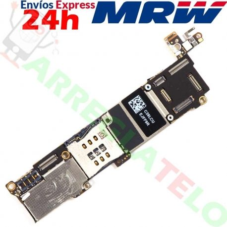 The Latest  Motherboard for Apple iPhone 5S 16GB Without Touch iD / Boton Unlocked