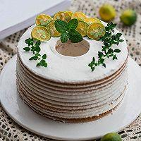 基础款木糖醇咸酸奶油蛋糕(抹面手残星人友好)的做法图解21
