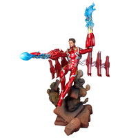 Statue Iron Man MK50 Unmasked Avengers Avengers Infinity War Marvel Movie Gallery 23cm