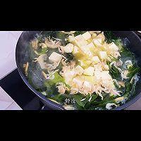"""#美食说出""""新年好""""#三鲜豆腐汤这样做,简直鲜到没朋友的做法图解15"""