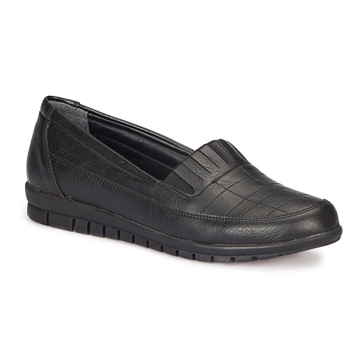 FLO 72.158013.Z Burgundy Women Loafer Shoes Polaris