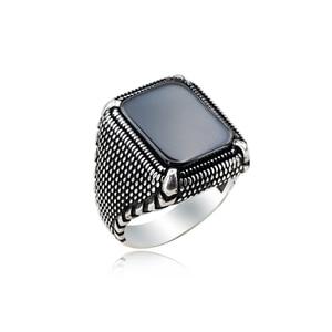 925 Silver Ring Original Hot S