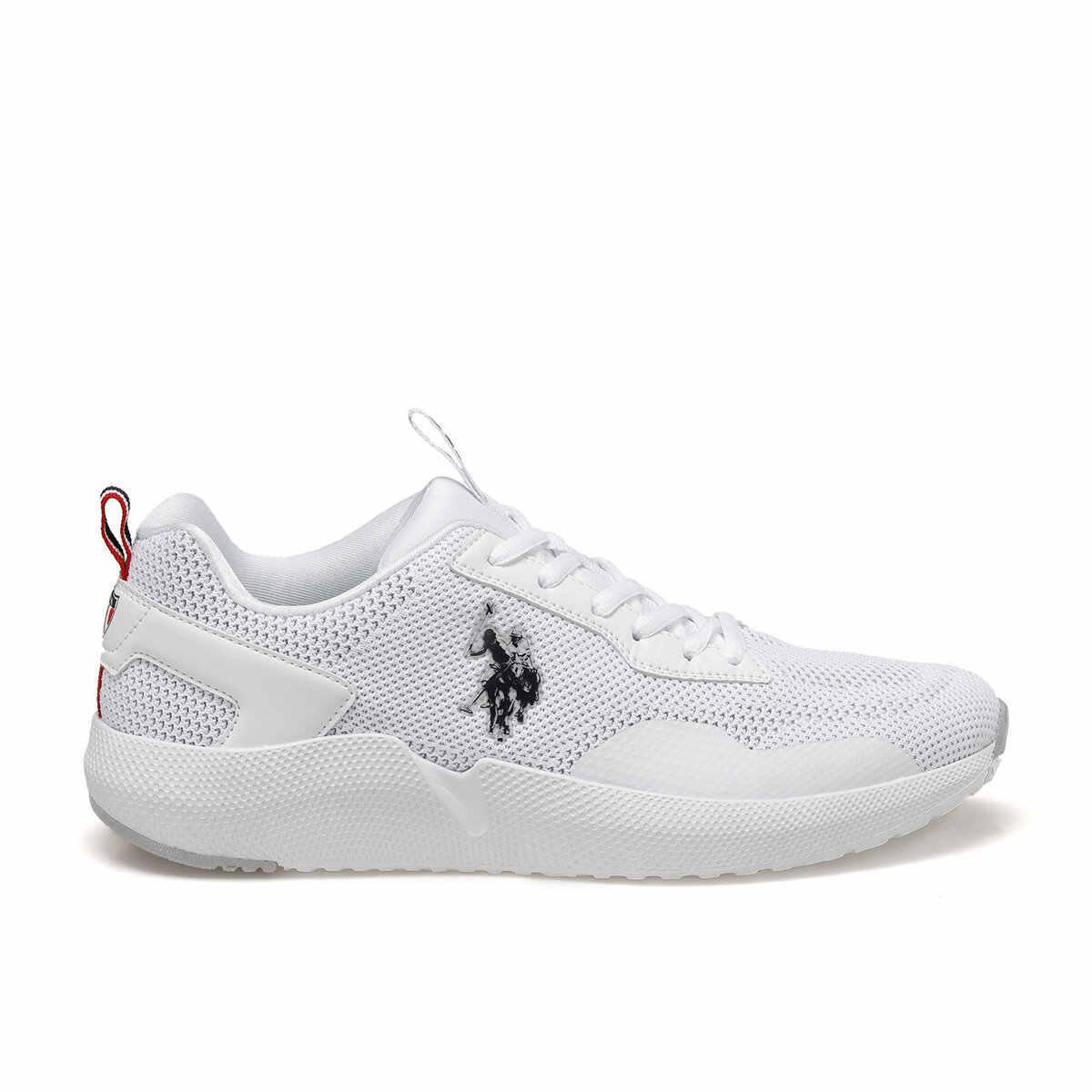 """פלו לבן גברים של נעל נעלי נעליים יומיומיות איש חיצוני טרקים העפלה נעלי ארה""""ב פולו ASSN. סם"""