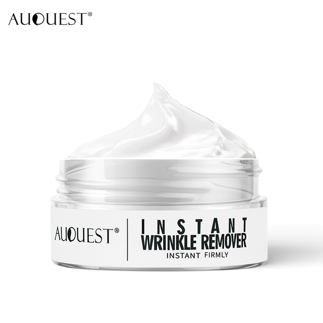 AuQuest 5 Seconds Wrinkle Remove Instant Face Cream Skin Tightening Hydrating Eye bag Lifting Anti-aging Pre-makeup Skin Care 3