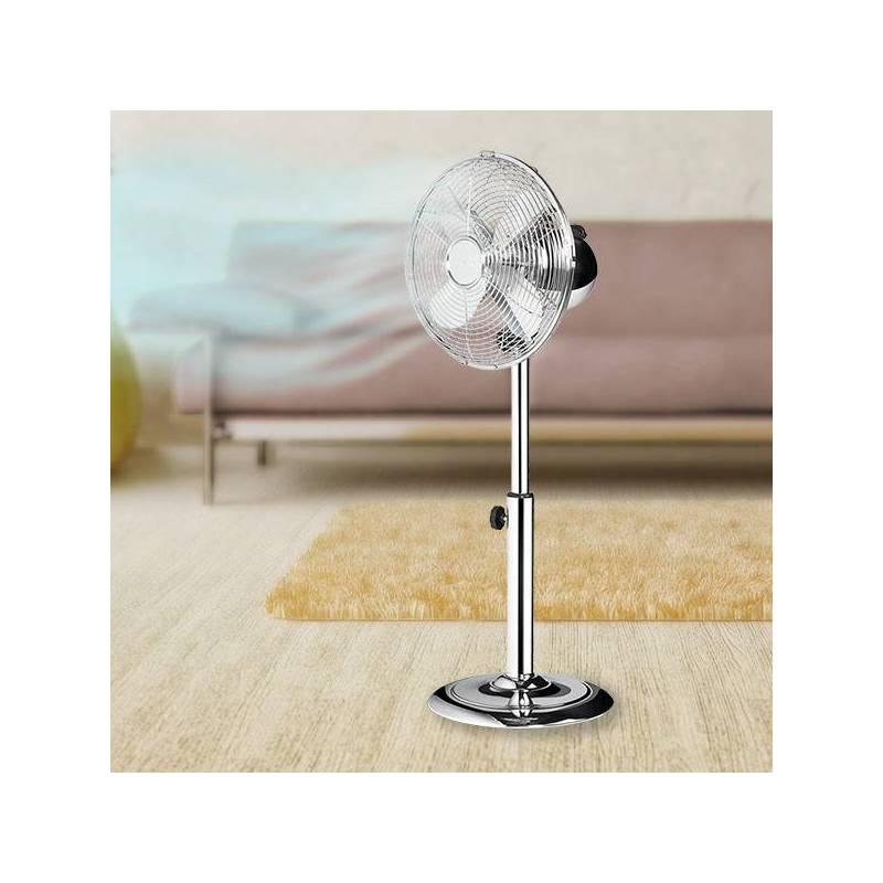 Stand Fan Tristar VE5952 30W Plated