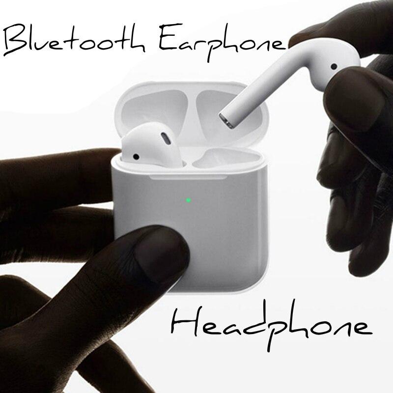 I7s TWS Wireless Earphone 3D Bluetooth5.0 Headphones Android Headset For Phone 7 8 Plus X Xr Xiaomi Mi 9T + Charging Box Sport
