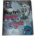 Тетрадь Monster High 48 листов клетка в ассортименте