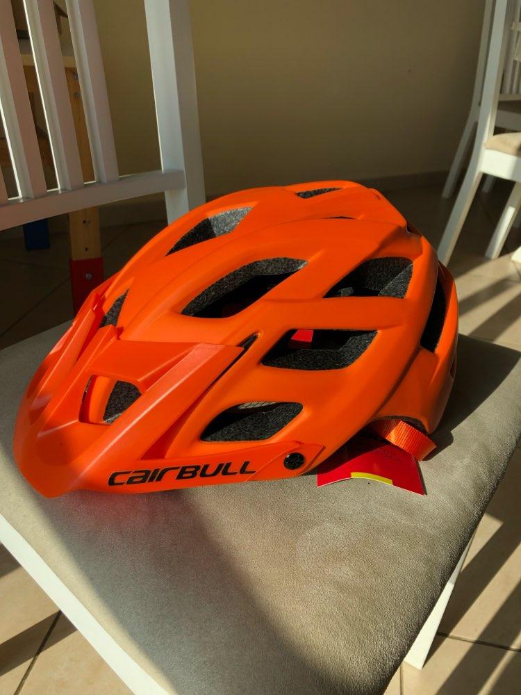 Capacete da bicicleta cairbull ciclismo capacete