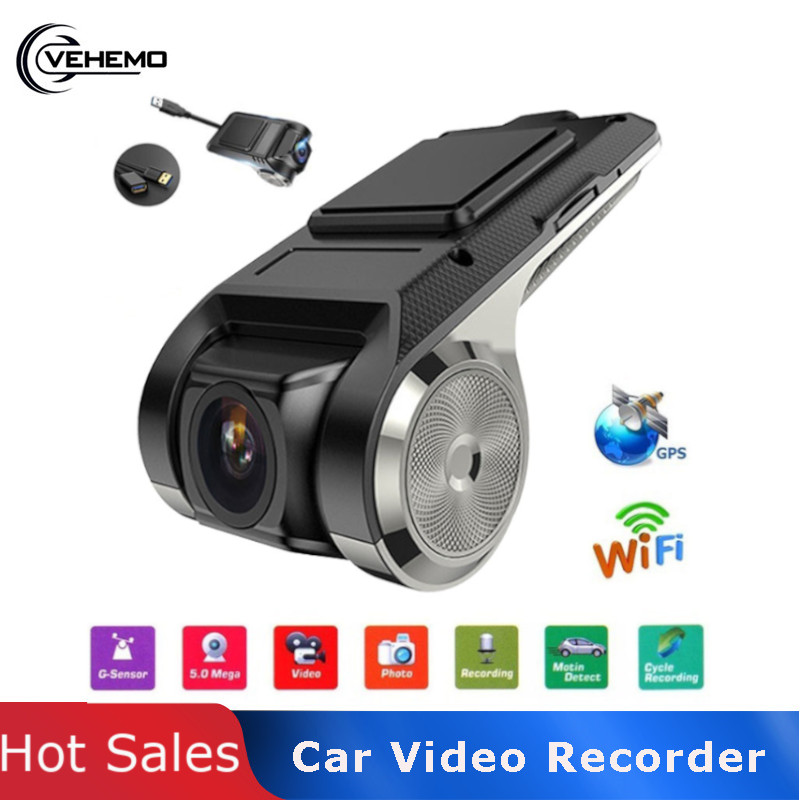Video-Recorder Camera Auto-Dvr ADAS Multimedia-Player Android Dvr Dash-Cam Night-Vision