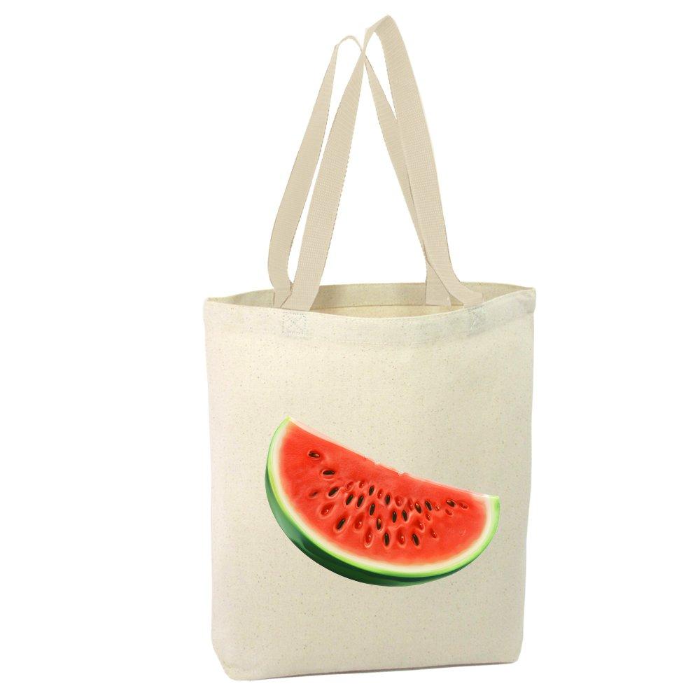 Angemiel Bag Watermelon Patterned Shopping Beach Tote Bag