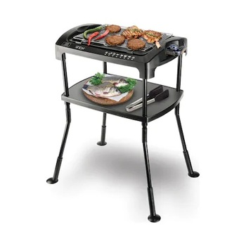 Electric Barbecue Grill  1