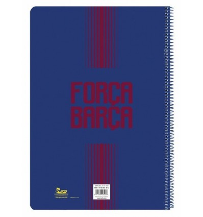 BOOK FOLIO 80 H HARDCOVER FCBARC