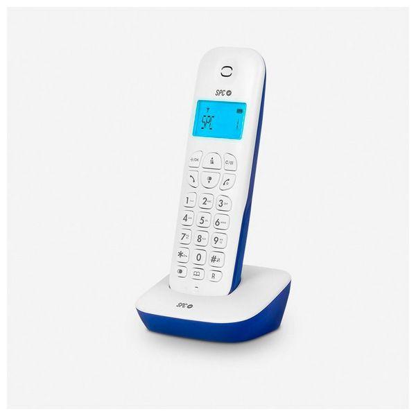 Drahtlose Telefon SPC Air 7300A DECT Weiß Blau