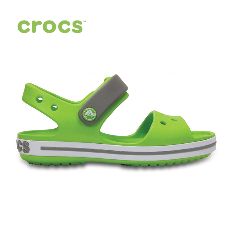 цены на CROCS Crocband Sandal Kids KIDS or boys/for girls, children, kids TmallFS shoes  в интернет-магазинах
