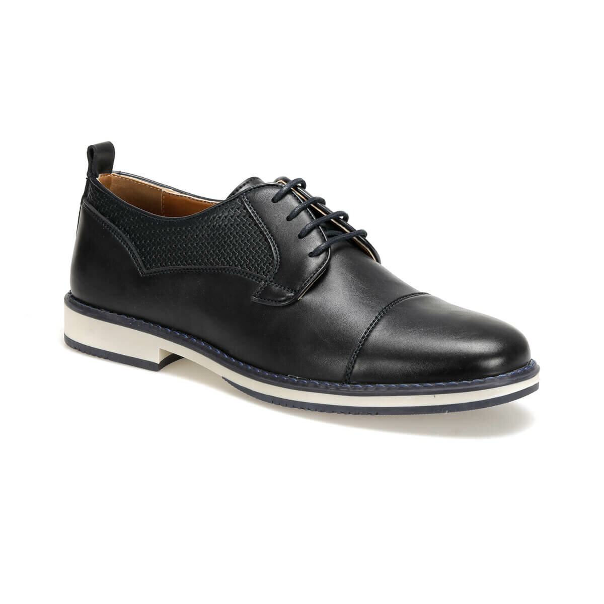 FLO 71419-3 Navy Blue Men 'S Classic Shoes-Styles